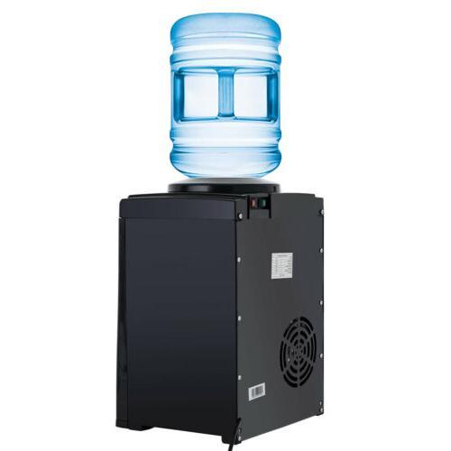 Electric Water Dispenser Hot 3-5Gallon Desktop Office Home