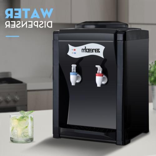 Electric Water Dispenser Cooler Hot Desktop Office Home