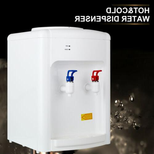 Dispenser Top Loading Electric Countertop Hot and Cold Water