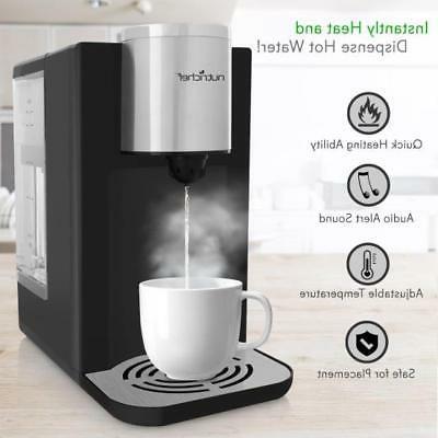 NutriChef Digital Hot Water Dispenser Instant Boiler