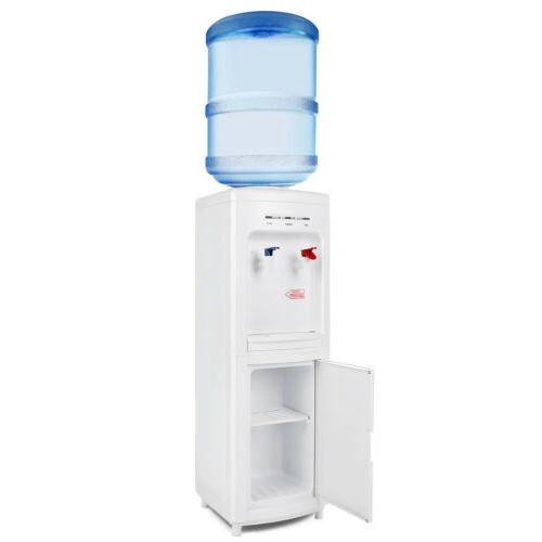 Cooler Hot Cold Water Top Office