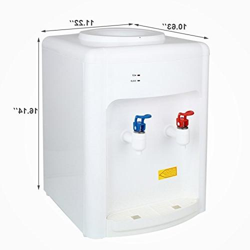 KUPPET 3-5 Water Dispenser-Hot Cold Home Office Use,