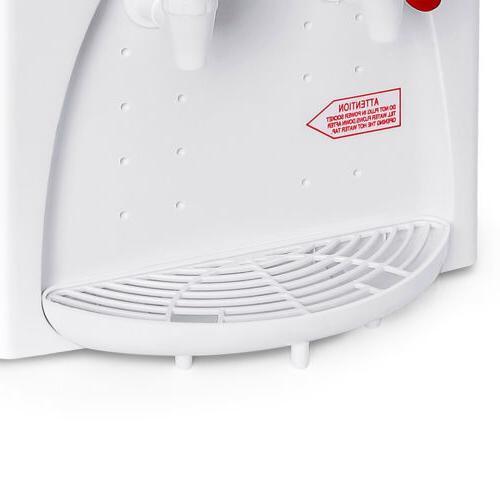Electric Cold Cooler Dispenser Desktop Loading New