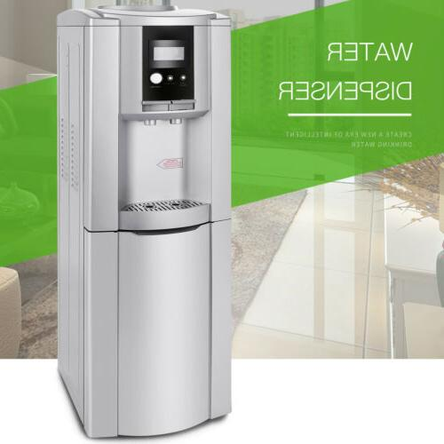 electric hot cold water dispensers top loading