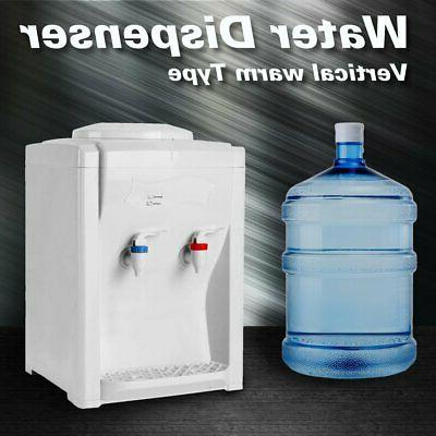 5 Gallon Top Loading Vertical Electric Hot&Cold Water Cool