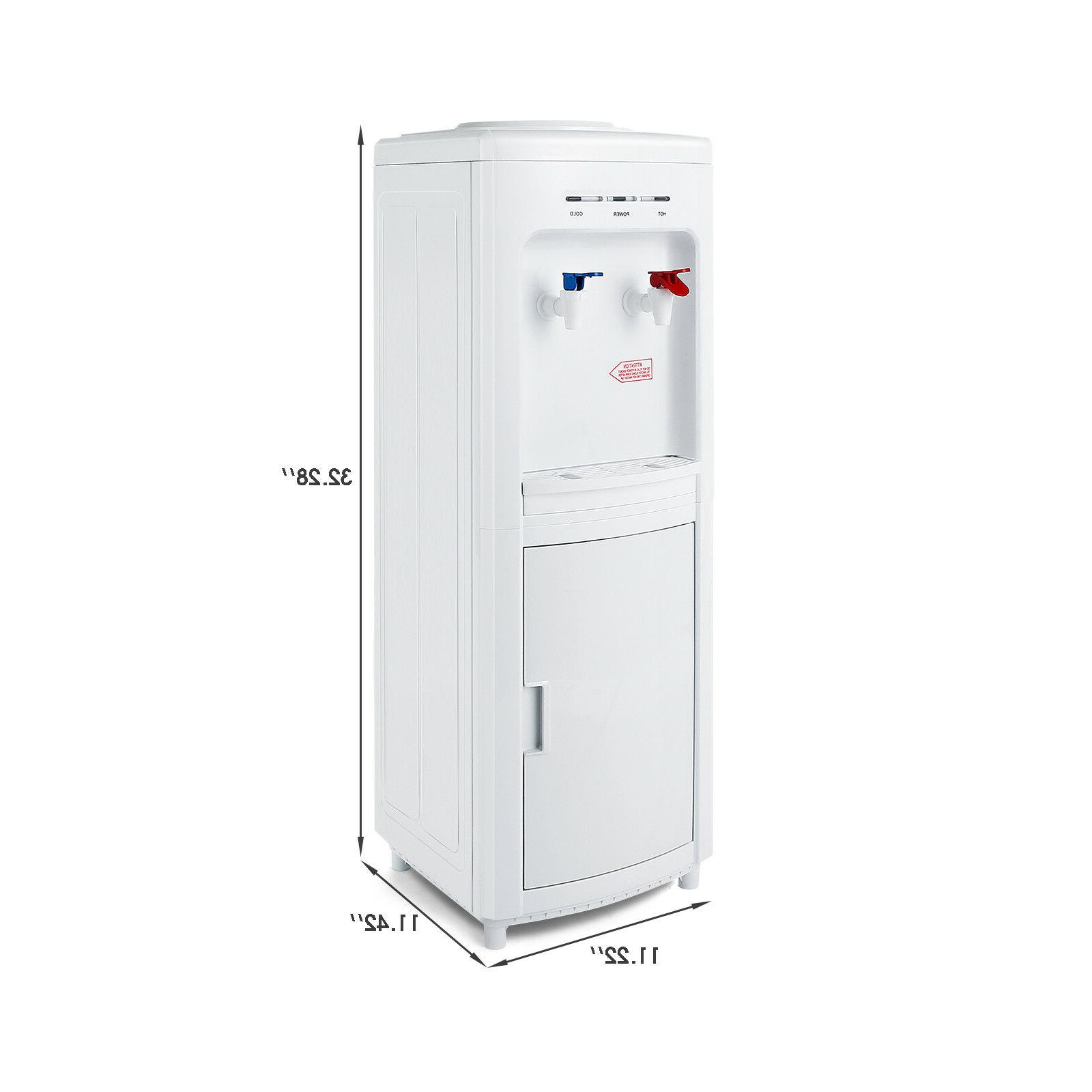 Electric Water Cooler Hot Gallon Top Load