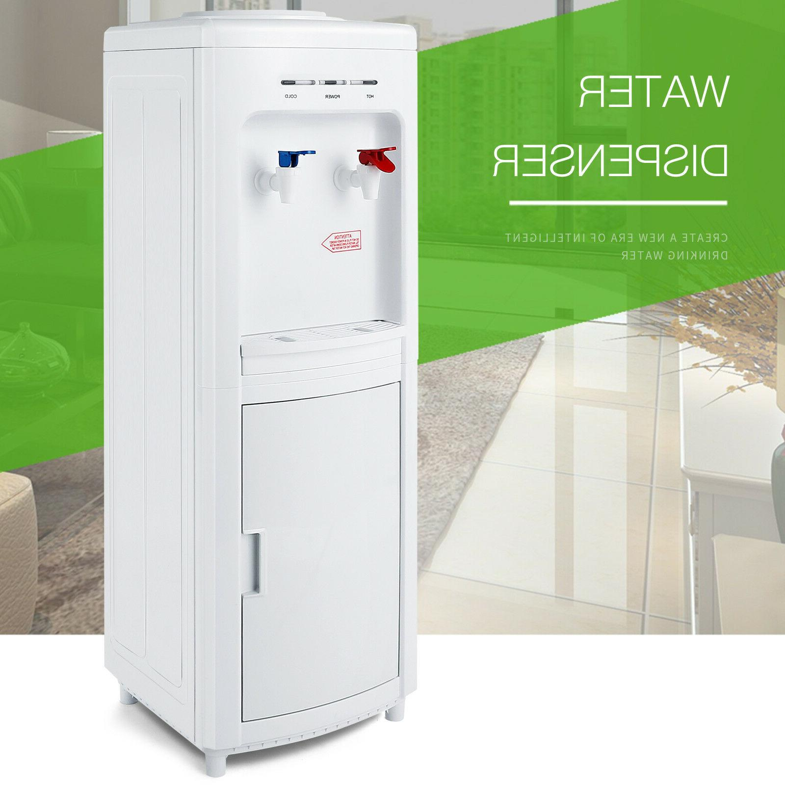 electric water dispenser hot cold 5 gallon