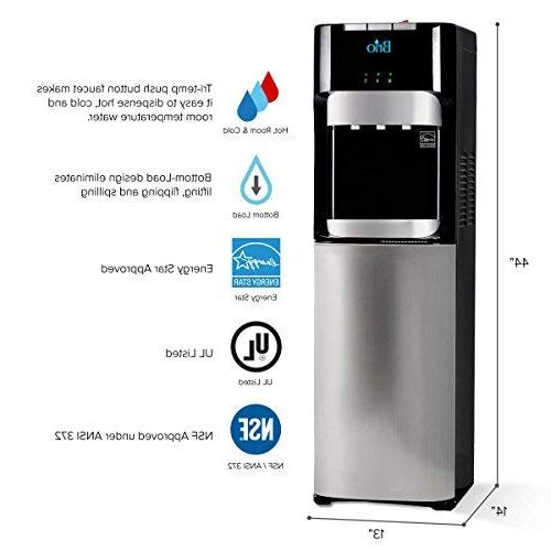 Brio Essential Series Load Room Water - 3 Temperature for Home or - Star
