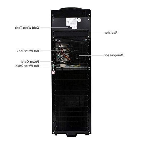 Brio Series Load Cold & Room Cooler
