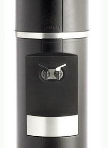 Fahrenheit Hot Cold Water Cooler Black with Silver