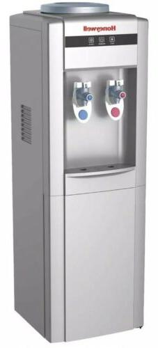 free standing hot and cold electric water
