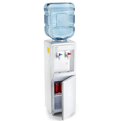 freestanding compact water cooler cold