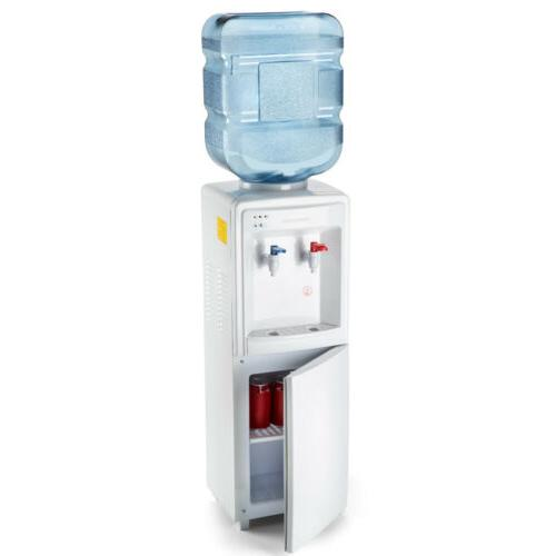 Farberware FW29911 Freestanding Hot and Cold Water Dispenser