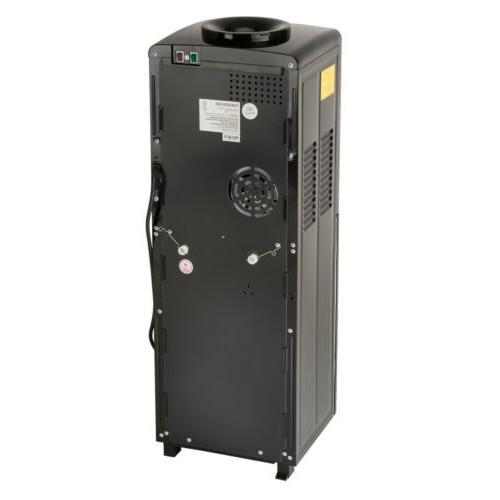 Farberware FW29919 Freestanding Hot and Cool Water Cooler Dispenser,-Top