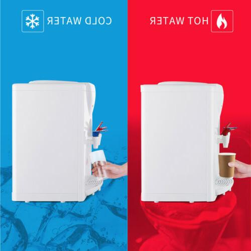 Home Office Hot Cold Dispenser 3-5