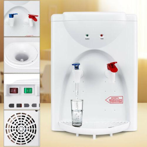 Home Office Desktop Hot Cold Dispenser Gallon