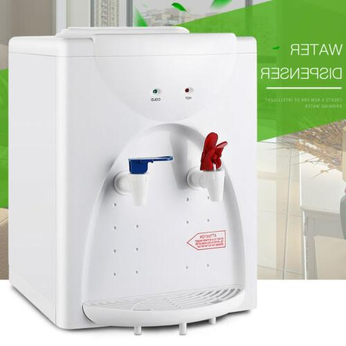 home office desktop electric hot cold water