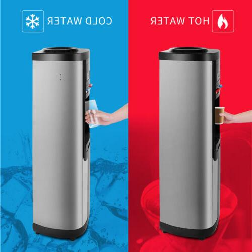 Home Office Electric Hot Cold Water Cooler Dispenser Gallon