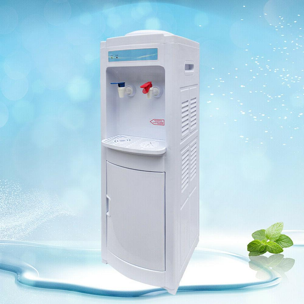 hot and cold water cooler dispenser free