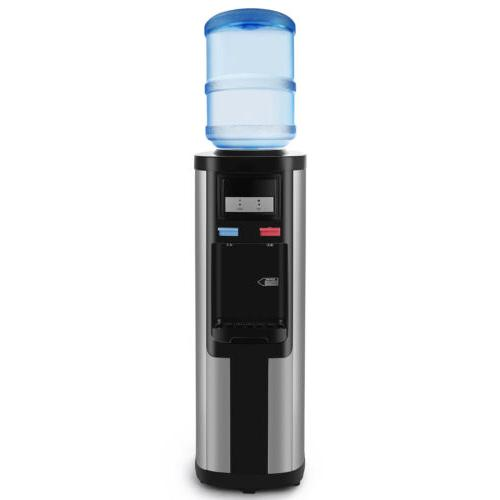 hot cold water cooler dispenser 5 gallon