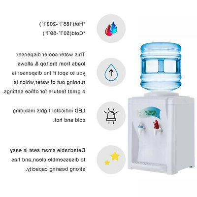 Hot Cold Dispenser Gallon Office