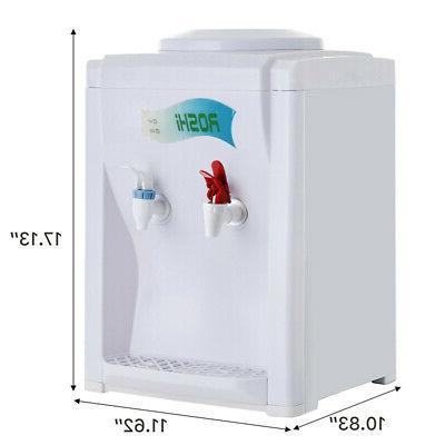 Hot Cold Water Cooler Dispenser Free 5 Gallon Office