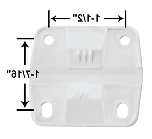 Coleman Ice Chest Replacement Complete - Plastic Hinges With 2-Way Handle, Drain Plug - in Main Event USA Buy Combo Save