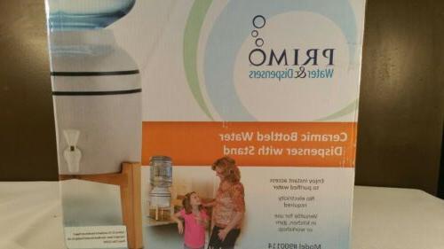 primo ceramic bottled water cooler dispenser 900114