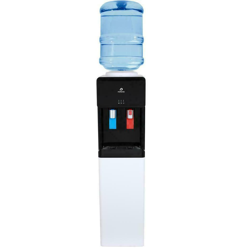 loading water cooler dispenser