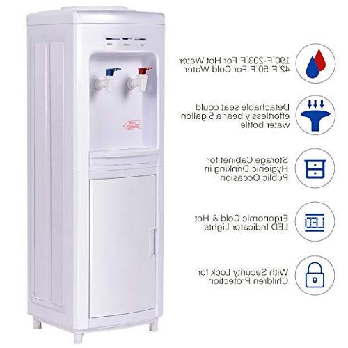 Giantex Cooler 5 Hot Bottle Primo Home