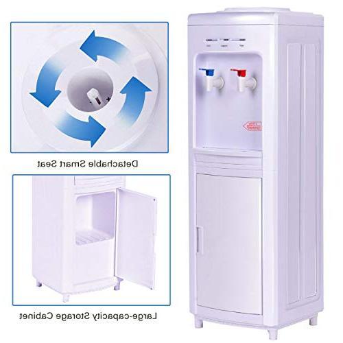 Giantex Cooler Dispenser 5 Normal Primo Home
