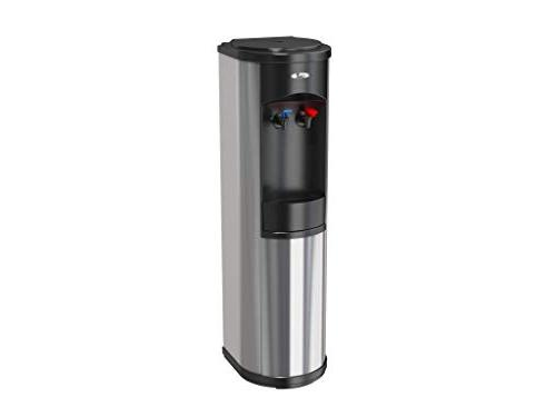 Magic Presents the Stainless Dispenser w/ and Gallon Water Filtration