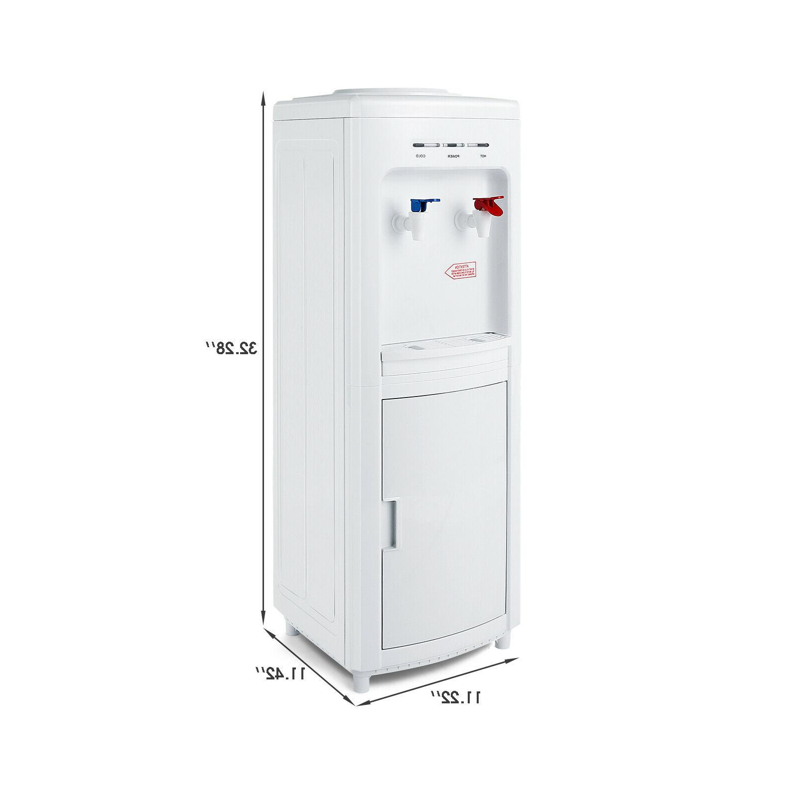 Top Loading Water Cooler Dispenser with