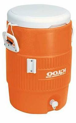 NEW Igloo 5 Gallon Seat Top Beverage Jug with spigot FREE2DA