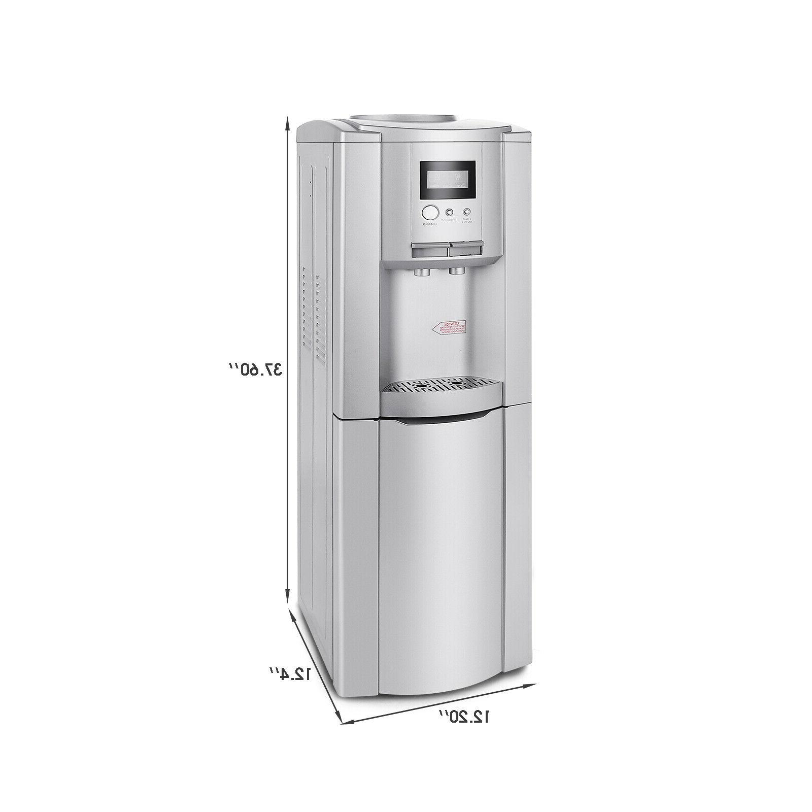 New Loading Hot/Cold Water Dispenser Safety Home Office