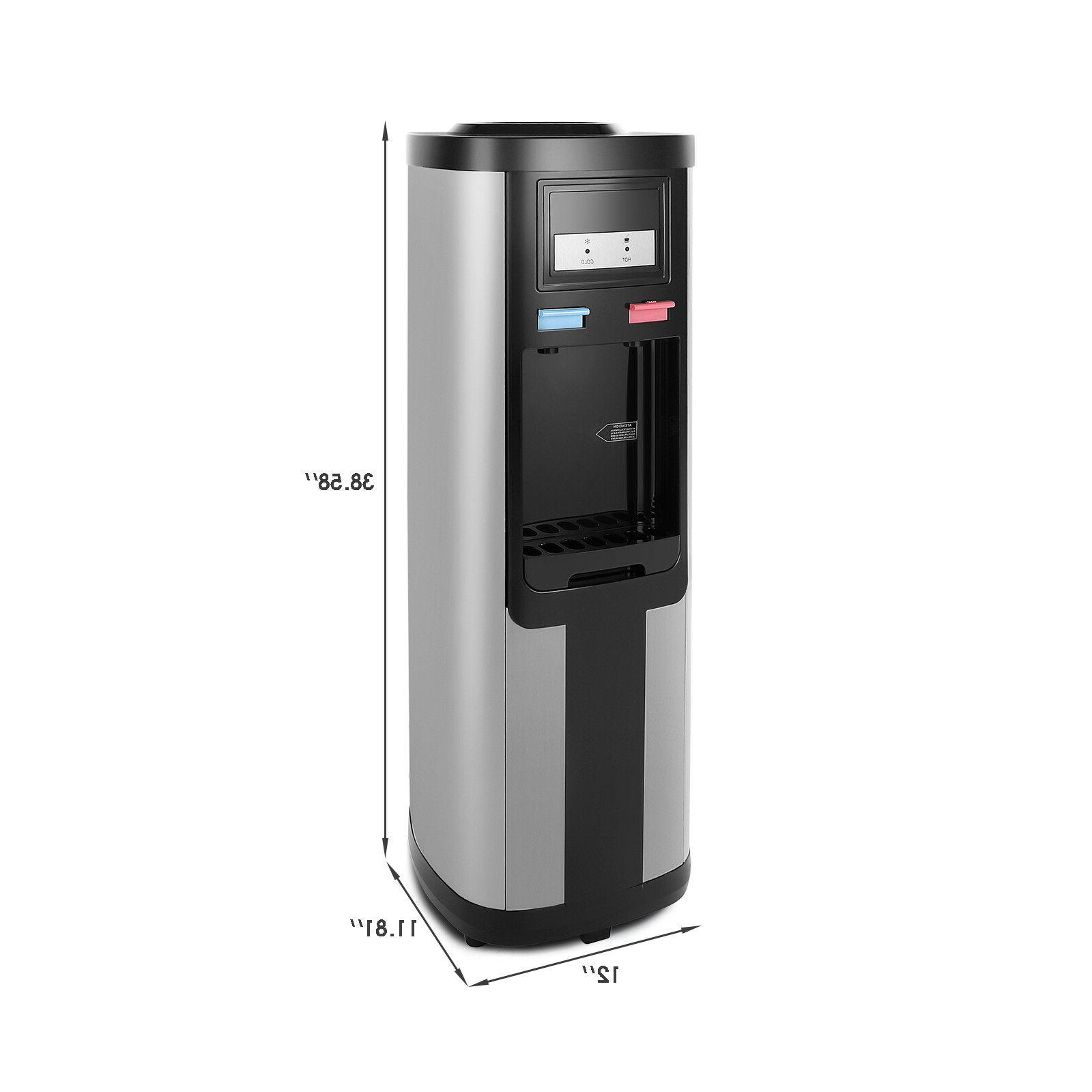 New Loading Dispenser Hot Cold Water