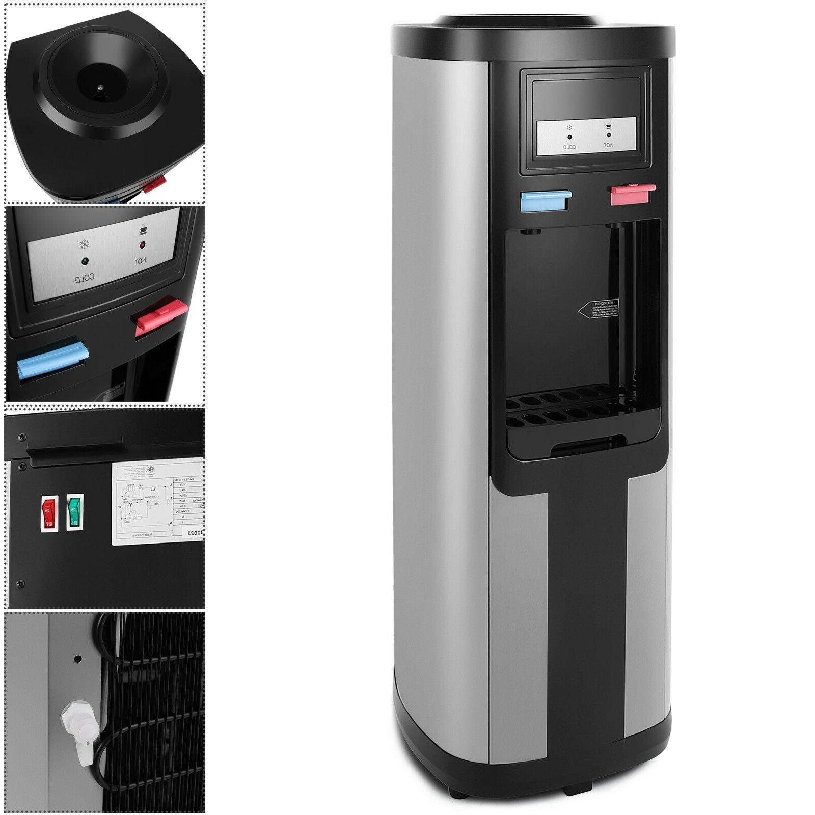 new 5 gallon top loading water cooler