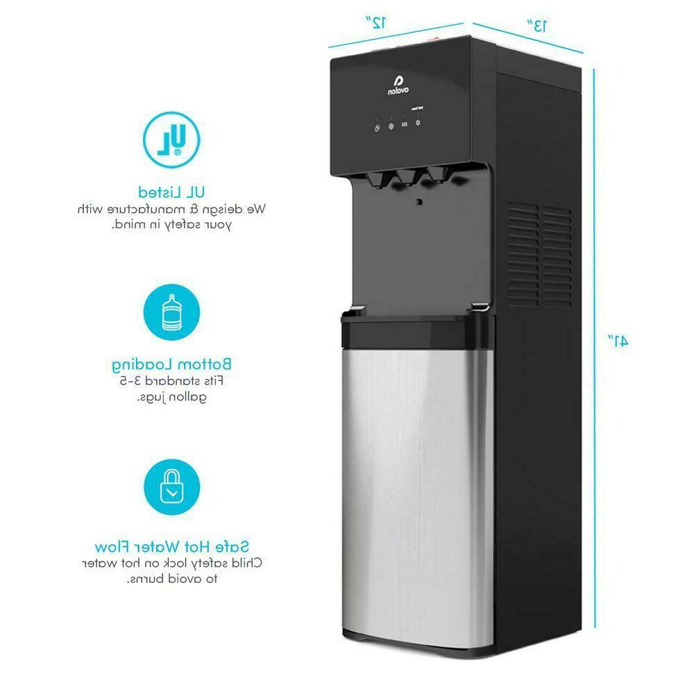 NEW!! Bottom Loading Water Dispenser