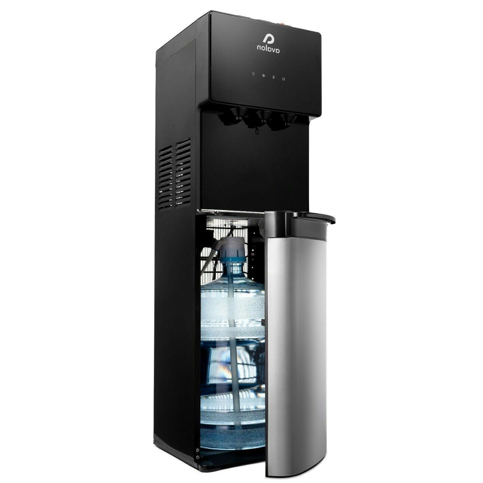 new bottom loading water cooler dispenser