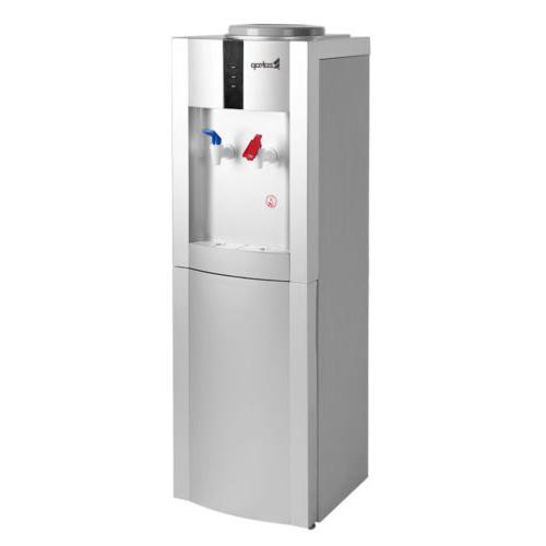new hot cold drinking water cooler dispenser