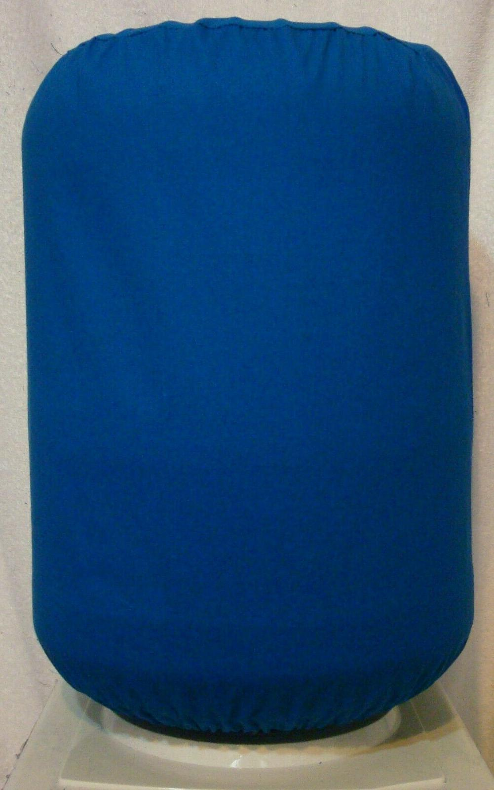 "New Water Cooler Cover ""PICK COLOR"" 5 gallon bottle, Tan Blu"