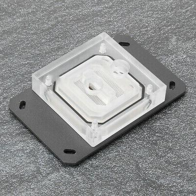 PC CPU Cooling Waterblock G1/4 AM3