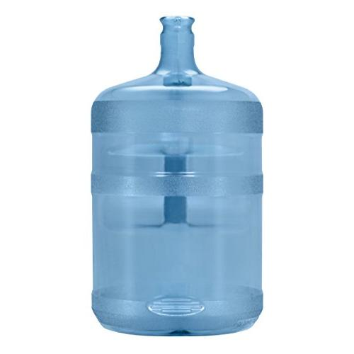 5 Gallon PC Crown Water Container Reusable