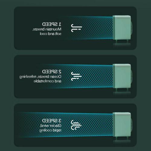 Portable USB Mini Water-cooled Desktop Cooler