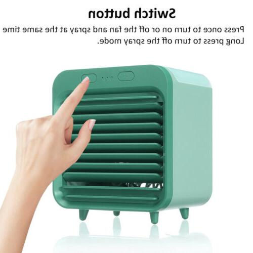 Portable Water-cooled Air Conditioner Cooler
