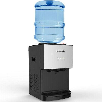 Avalon Premium Hot Cold Top Loading Countertop Water Cooler