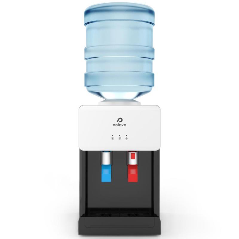 Water Cooler Dispenser Child Safety Lock Hot/Cold Top Loadin