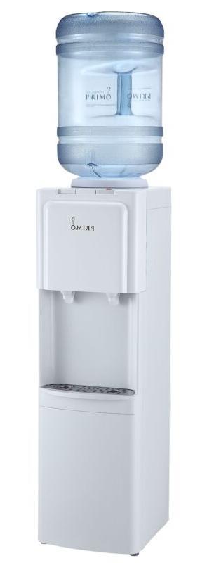 Primo Top Loading Water Dispenser, Cooler, 3 Gallon