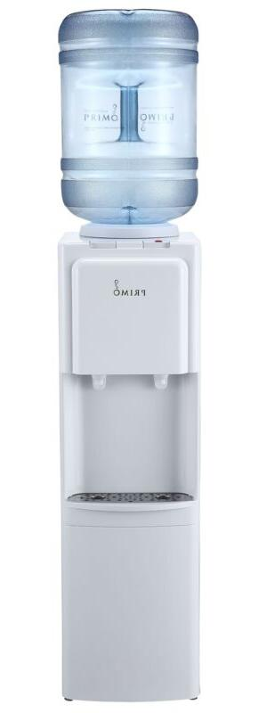 primo top loading hot cold water dispenser