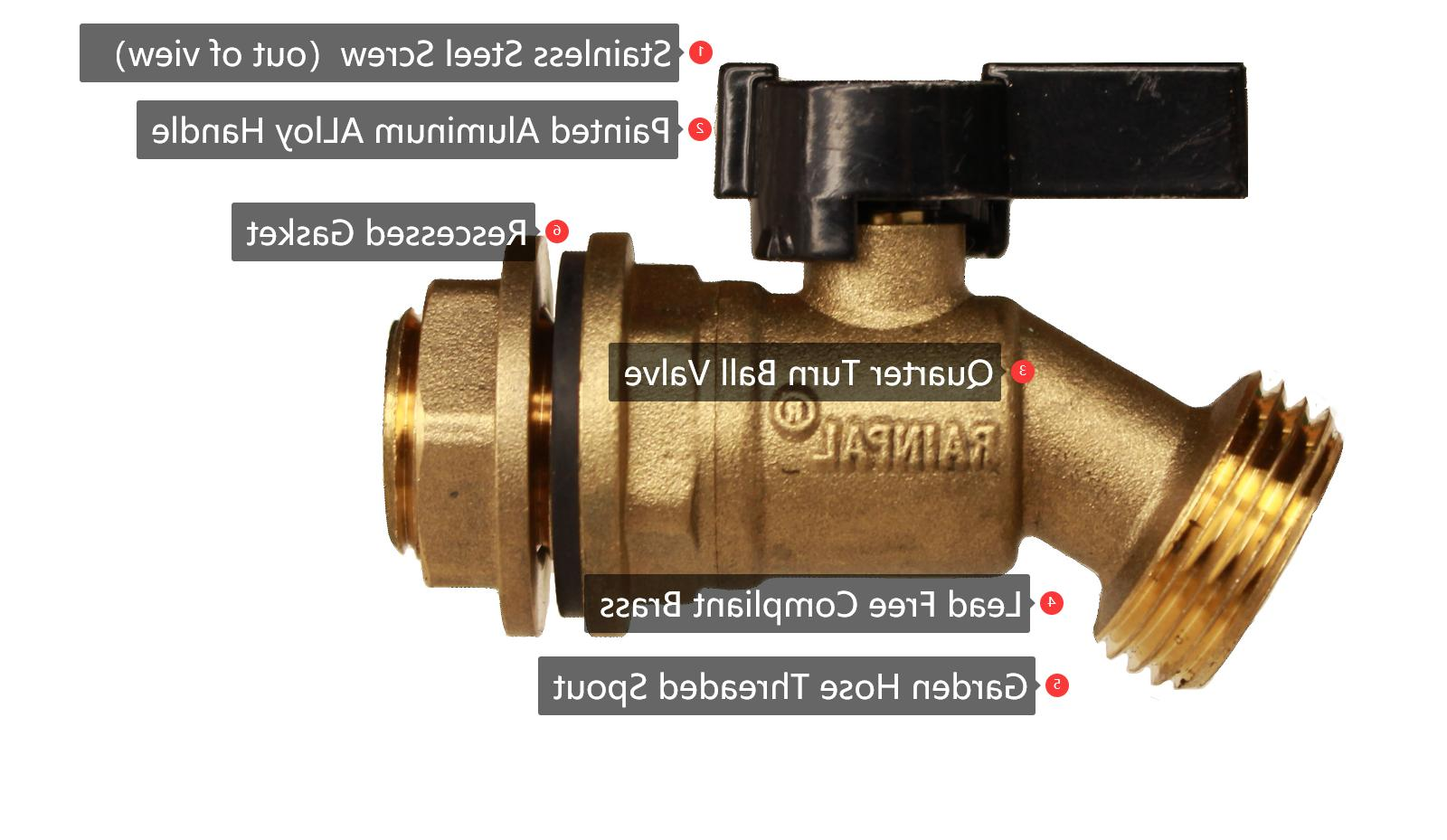 rbs005 brass water container rain